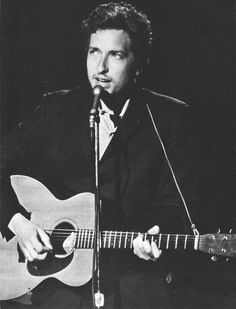 "Bob Dylan in ""Johnny Cash Show"" - 1969"