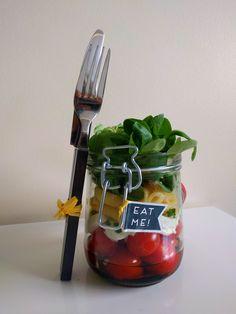 Pour en savoir plus, sur comment créer la nouvelle tendance du printemps, la salade en bocal, c'est le moment ou jamais de voir nos recettes :)