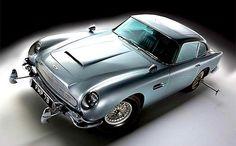 James Bond's Astin Martin db5