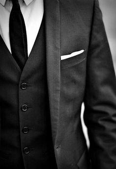 Gentleman -- handsome