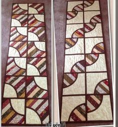 Table Toppers, Pictures To Paint, Projects To Try, Quilting, Contemporary, Rugs, Pattern, Christmas, Ideas