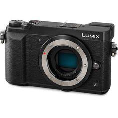 Panasonic Lumix DMC-GX85 Mirrorless 4K Digital Camera Body Black - DMC-GX85KBODY: $464.99 End Date: Wednesday Aug-30-2017 16:28:34 PDT Buy…