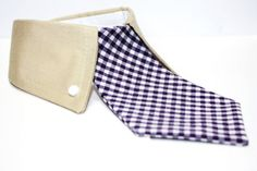 Dog+collar+shirt+and+tie+gingham+dog+tiemore+colors+by+JalinaColon,+$27.50