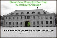 Flossenburg Concentration Camp  World War 2