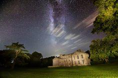 Milky Way over Appuldurcombe House | Flickr - Photo Sharing!