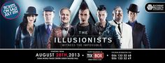 The biggest selling magic show in the world will appear on The Sheikh Rashid Hall stage,at the Dubai World Trade Centre, in August for a two-week season featuring seven world grand master magicians in The Illusionists: Witness the Impossible,Brought to you by the Alchemy Project-The Leading Entertainment Agency in The Middle East.