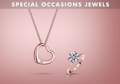 I gioielli completano il look con una nota di carattere. Questa selezione presenta creazioni dai modelli più eleganti e classici a quelli più originali ed eclettici. Gioielli dalla personalità versatile, adatti ad ogni occasione.