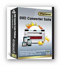4Videosoft DVD Converter Suite offers the solution of converting any DVD and video to other video and audio formats you need for your player. It can also help you transfer iPod/iPhone/iPad video, audio, photo, etc. to computer directly. Packed with DVD Ripper Platinum, Video Converter Platinum, DVD Creator and iPhone Transfer Platinum, 4Videosoft DVD