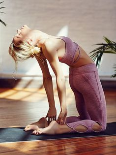 You guys don't need me to tell you all about the benefits of yoga; that the practice improves flexibility, balance and strength is common knowledge at this point. But did ...read more