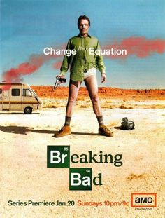 Breaking Bad Season 1 - Mini Print