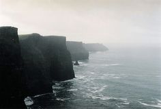 Moher by Beth Mercer via Lyla & Blue