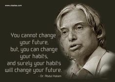 Motivational Thoughts by Dr. APJ Abdul Kalam
