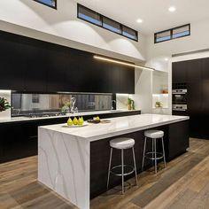 Kitchen Room Design, Modern Kitchen Design, Interior Design Kitchen, Diy Dining Room Table, Kitchen Dining, Kitchen Decor, Kitchen Colour Schemes, Kitchen Colors, Kitchen Ideas Australia
