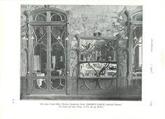 Villa Igea, Grand Hôtel, Palermo, Professor Comm. Ernesto Basile, Architect pubblished in 1901