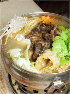 素食食譜-薑母鴨料理