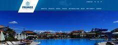 Primex Yatırım ve İnşaat'ın yeni web sitesi yine ajansweb imzasıyla yayında www.primex-tr.com