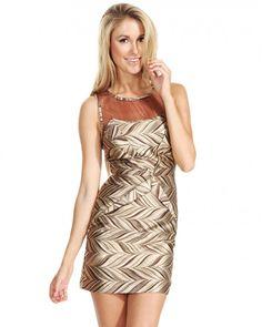 SugarLips Gold Rush Dress at Viomart.com