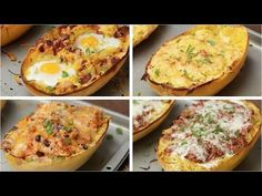 Here's Four Ways To Make Spaghetti Squash For Your Next Dinner