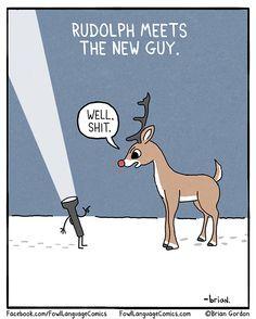Rudolph | Fowl Language Comics