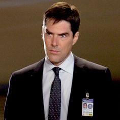 "Thomas Gibson looks so good like Aaron Hotchner in ""Criminal Minds"""