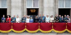 See Every Photo of the Royals at the Royal Air Force 100th Anniversary Celebrations- HarpersBAZAAR.com