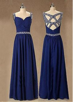 Buy discount Chic Chiffon Sweetheart Neckline Floor-length A-line Prom Dress at Dressilyme.com
