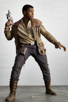 Finn/The Last Jedi
