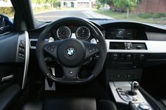 BMW E60 ///M5 Interior 5 Series (2003-2010)