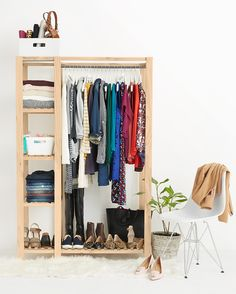 This year, instead of a juice cleanse, resolve to give your closet a cleanse!