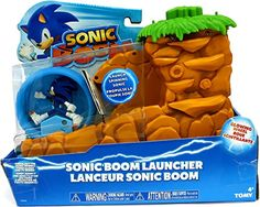 Sonic The Hedgehog Sonic Boom Sonic Boom Launcher Playset . Sonic Birthday Cake, Sonic Birthday Parties, Christmas 2018 Ideas, Best Christmas Toys, Sonic Boom, Mother Son Pictures, Birthday Qoutes, Adventure Time Characters, Classic Sonic