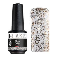 """Vernis semi-permanent I-LAK MINI """"Fizzy million-190549"""" - Découvrez nos vernis semi-permanents version mini 9 ml ! Pose ultra rapide, couleurs spectaculaires et tenue longue durée. #NailPolish #NailLacquer #nail"""