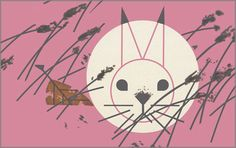 Charley Harper - Honey Bunny