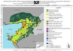 msgsü şehir ve bölge planlama atölye pafta edremit körfezi arazi kullanım urban planning çdp