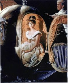 Lesley Ann Warren in the 1965 CBS television production of 'Rodgers & Hammerstein's Cinderella.'