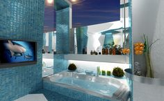 Awesome Mosaic Salon & Spa