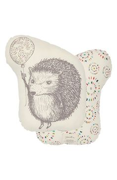 petit pehr Animal Pillow available at #Nordstrom
