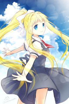 Artist: Ramunimu P Beautiful Anime Girl, Embedded Image Permalink, Novels, Anime Girls, Manga, Studio, Artist, Cute, Manga Anime