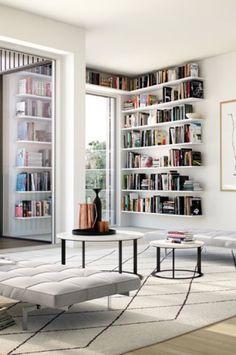 7 ideas for 7 living rooms design - ITALIANBARK - interior design blog - 1