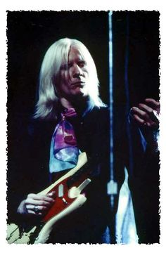 Johnny Winter The Albino Blues Legend.