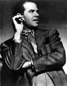 Frank Capra (produced It's a Wonderful Life, Meet John Doe, It Happened One Night.... so great!