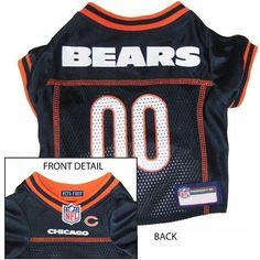 Chicago Bears XL Jersey