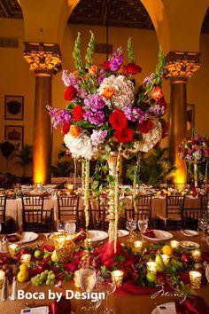 46 Amazingly Beautiful Wedding Flower Ideas for Your Big Day #bocabydesign #bocaresort #bocaresortwedding