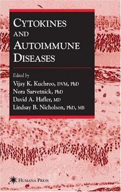 Cytokines and Autoimmune Diseases book cover