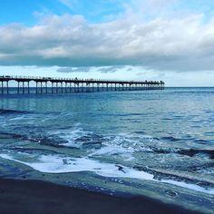 #Saltburn #pier #winter #seaside #sea #northeast #pretty