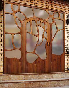 Puerta Gaudi