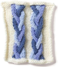 Now this is some good #cable #knit inspiration! Think of how beautiful this would look in an afghan