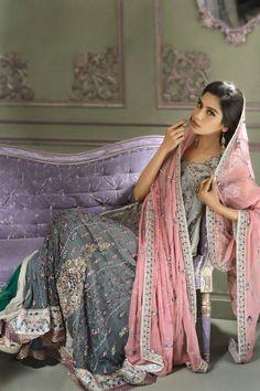 Amna Ajmal Bridal Dresses 2013 For Women