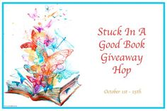 Mythical Books: Stuck In A Good Book Giveaway Hop INTL