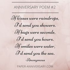 13 Beautiful Anniversary Poems to Inspire - Paper Anniversary by Anna V. Wedding Anniversary Poems, Happy Anniversary My Love, Anniversary Quotes For Him, Romantic Anniversary, Paper Anniversary, Marriage Poems, Marriage Advice, Scrapbook Quotes, Diy Scrapbook