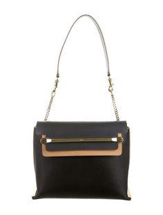 Chlo茅 Medium Clare Shoulder Bag